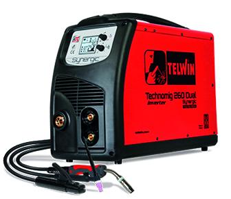 TECHNOMIG 260 DUAL SYNERGIC